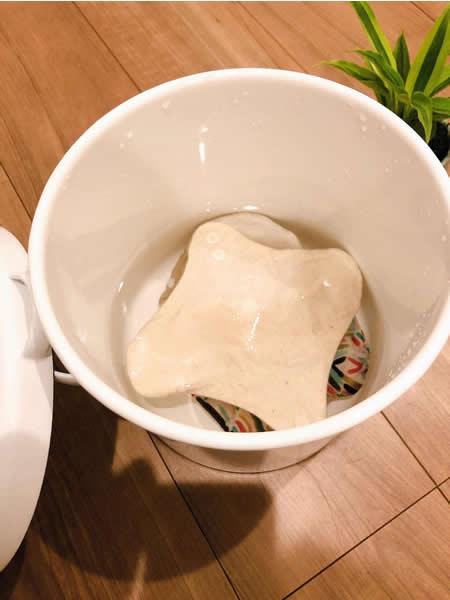 布ナプキン 洗濯方法